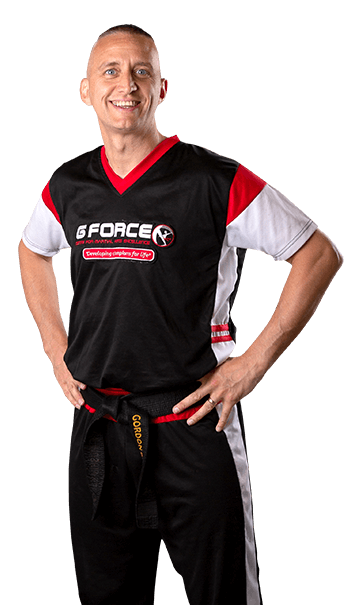 G Force Martial Arts Owner