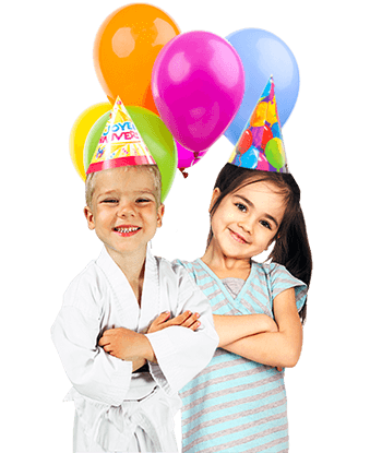 Martial Arts G Force Martial Arts - Birthday Parties