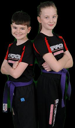 Kids Taekwondo Karate Fitness Martial Arts
